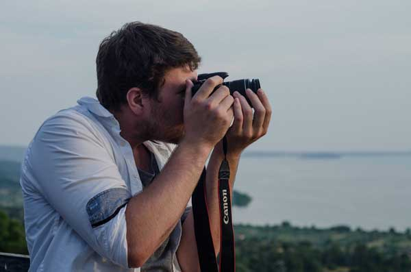 Photography Class in Viterbo
