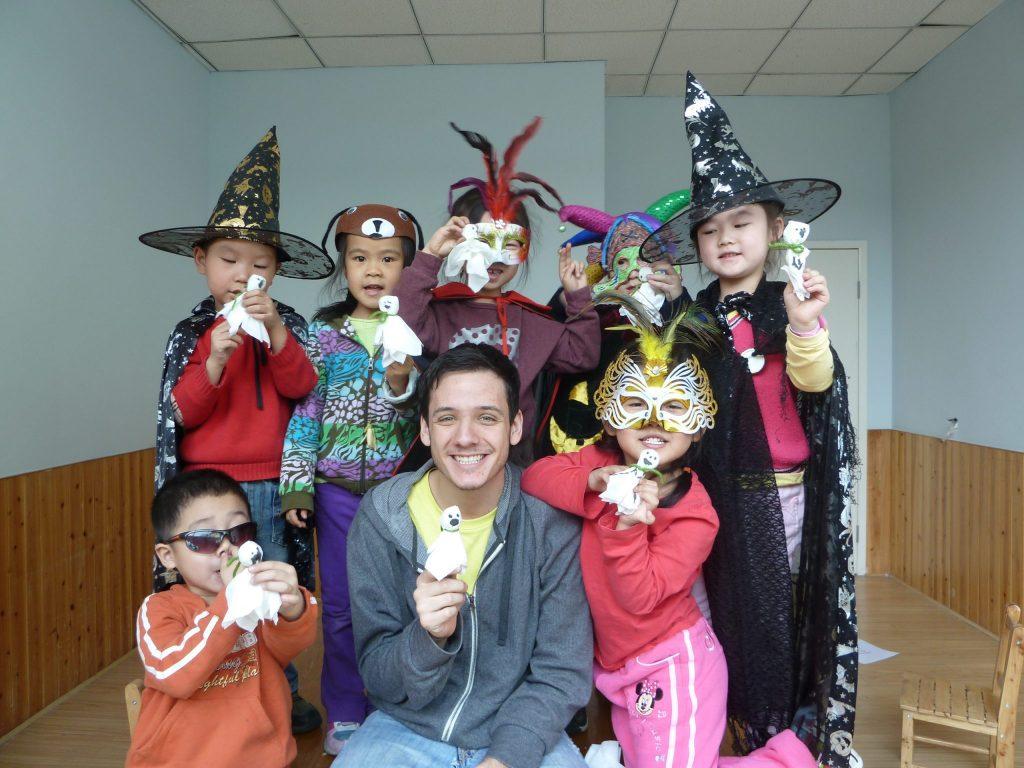 Chengdu, China, Study Abroad, USAC