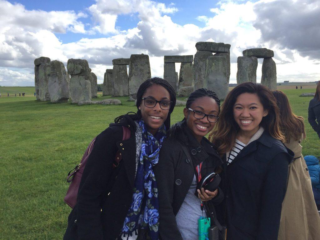 London, England, Study Abroad, USAC