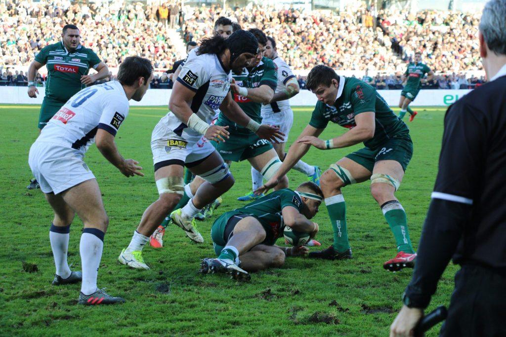 Pau, France, Study Abroad, USAC, Rugby