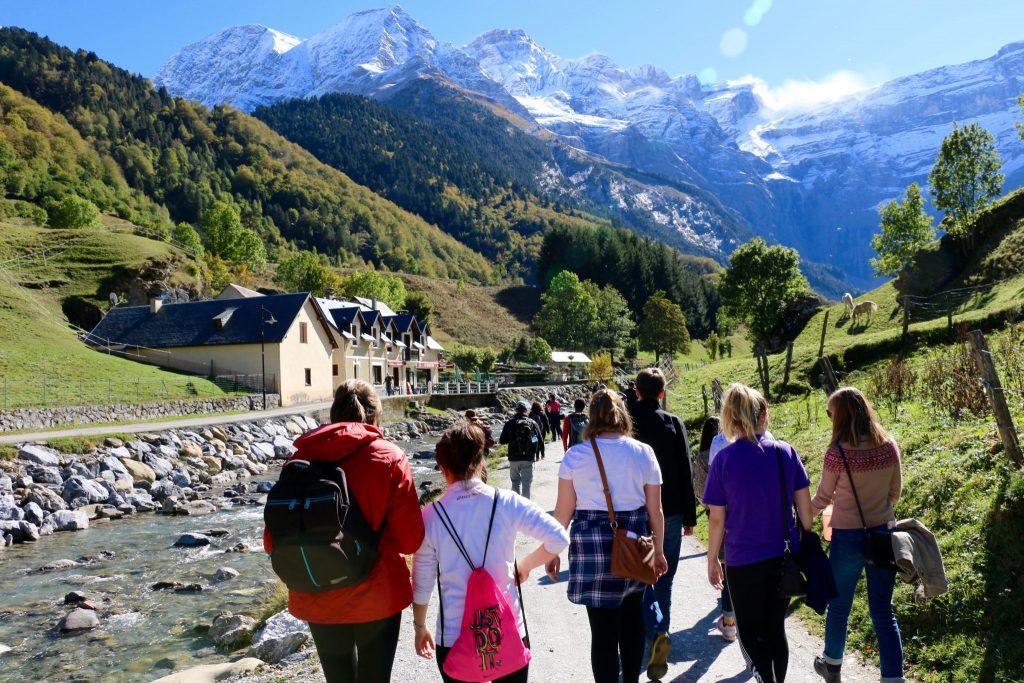 Pau, France, Study Abroad, USAC, Gavarnie