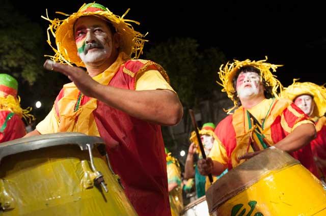 Carnival in Uruguay