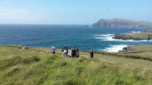 Ring of Kerry on USAC Cork optional tour