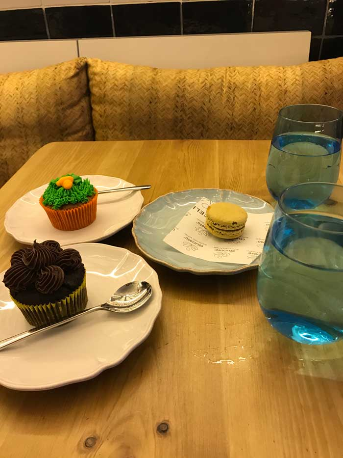 Cupcakes in Madrid