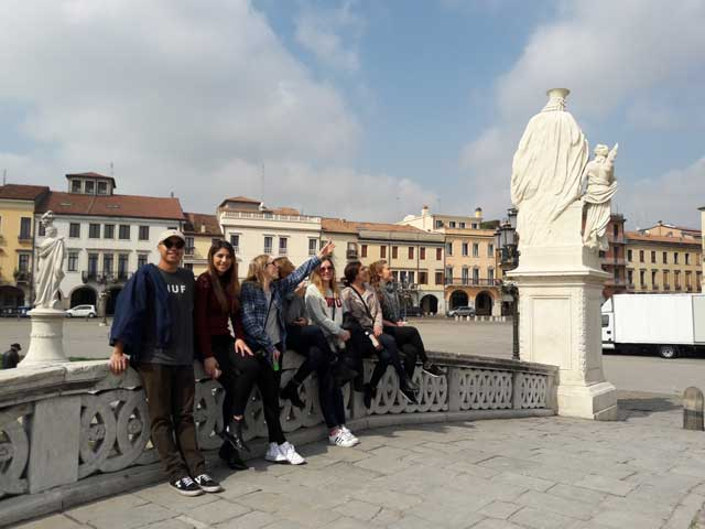 Visiting Padova through USAC Verona