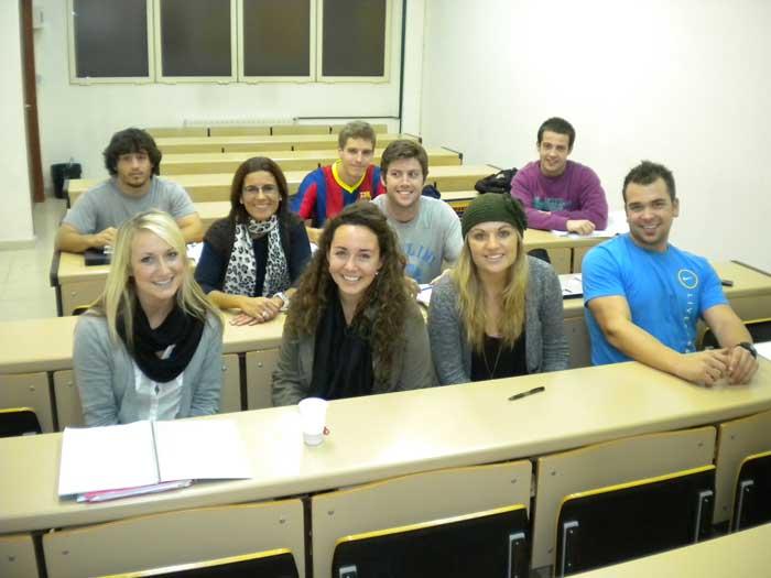Spanish Class in San Sebastian