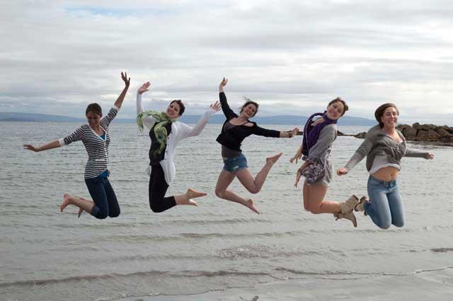 Uruguay Jump