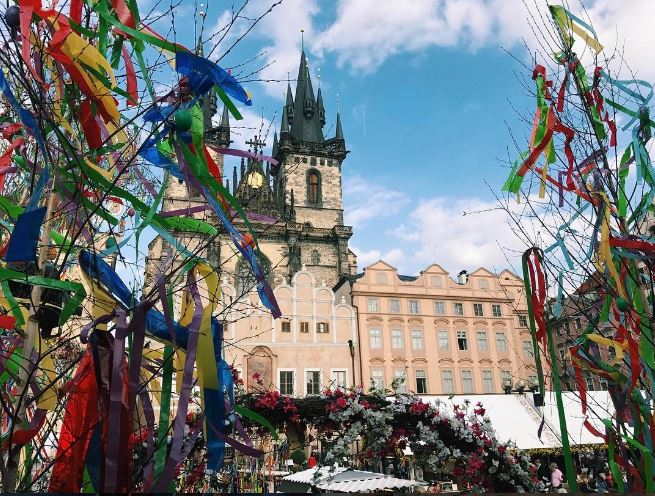 Study abroad in Prague