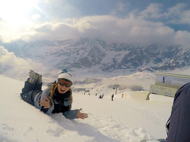 Torino alps