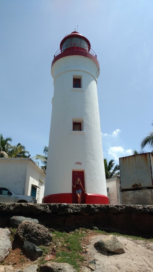 Lighthouse at Cape Three Points