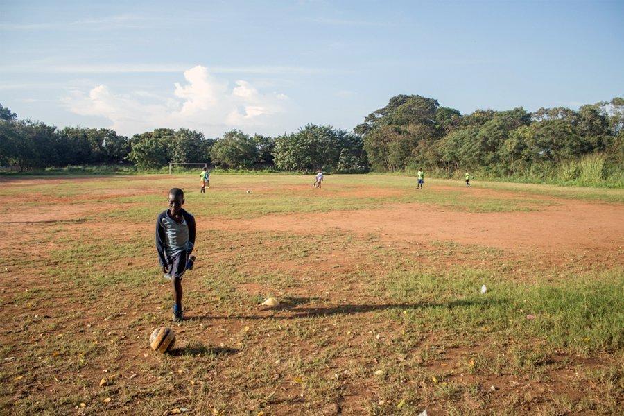 Getting Back to Ghana