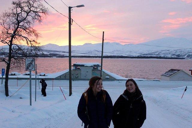 Making friends in Norway