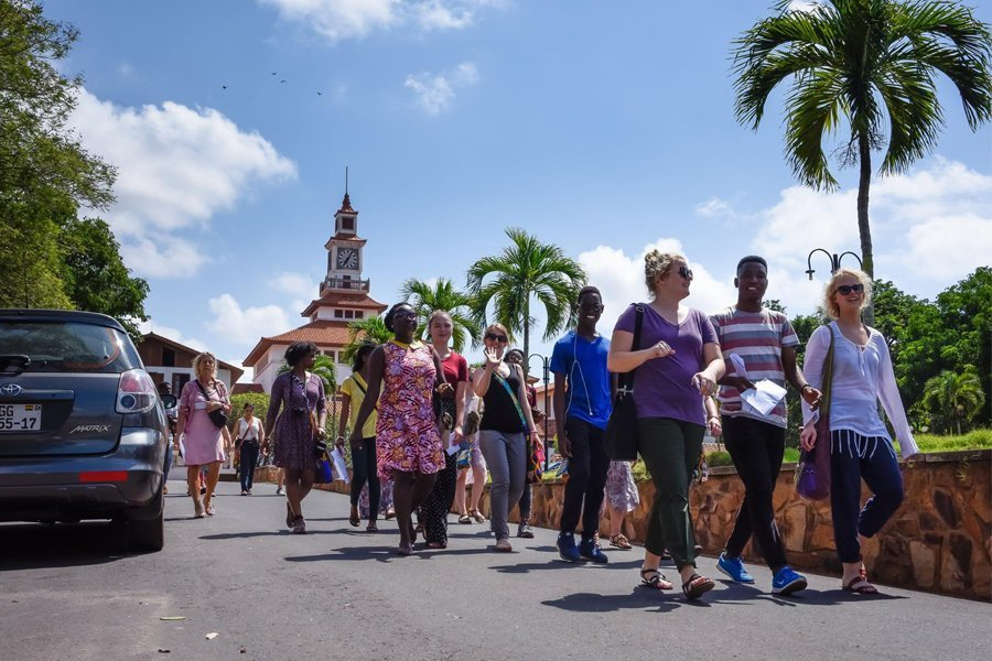 program highlight study abroad in accra ghana usac