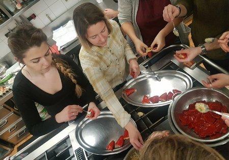 San Sebastian Cooking Class