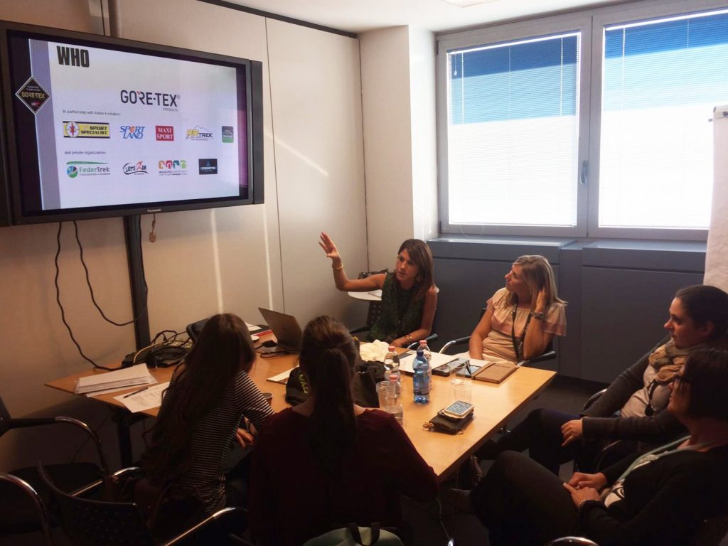 Students participate in internship with Gore Company in Verona