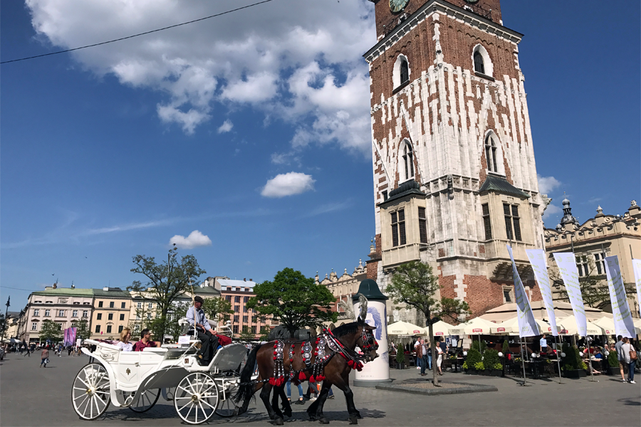 New Program: Krakow, Poland