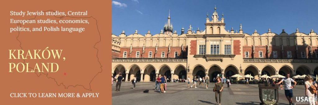 Study Abroad in Krakow, Poland