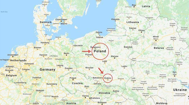 Things To Love About Poland USAC - Where is slovakia