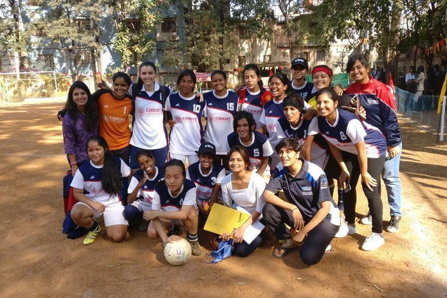 Bend it Like Maya - Joining the Soccer Team in India