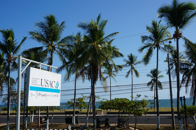 USAC office in Puntarenas