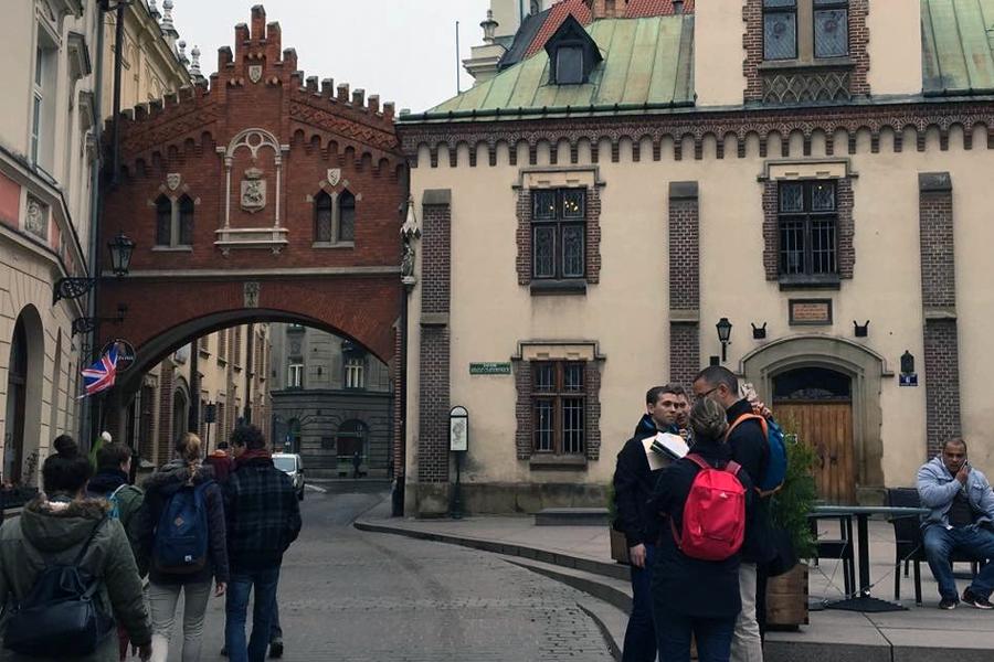 Study Abroad Bucket List - Krakow, Poland
