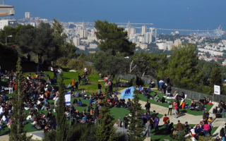 Study Abroad in Israel – Yom Hazikaron and Yom Ha'atzmaut