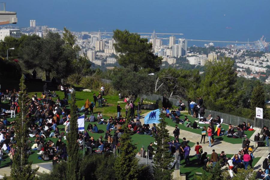 Studying Abroad in Haifa, Israel