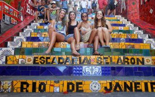 Learning Language Abroad: How I Learned 3 Languages in 3 Semesters