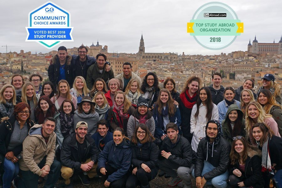 USAC Named Top Study Abroad Organization by GoAbroad and Go Overseas for 2018