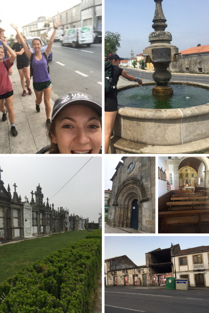 Camino de Santiago Hike Day 5
