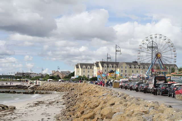Salthill in Galway