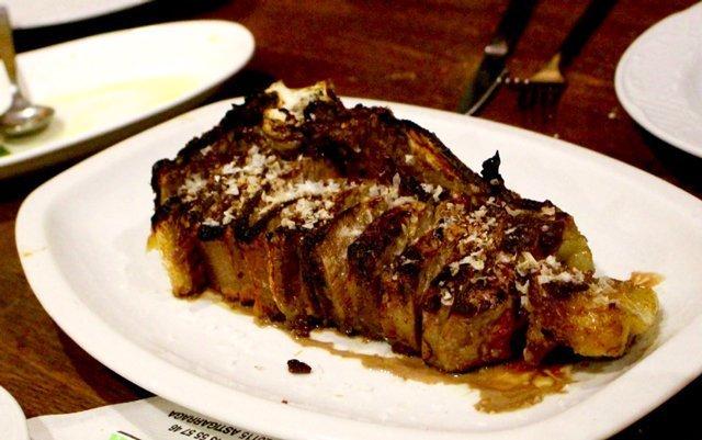 Delicious Basque food