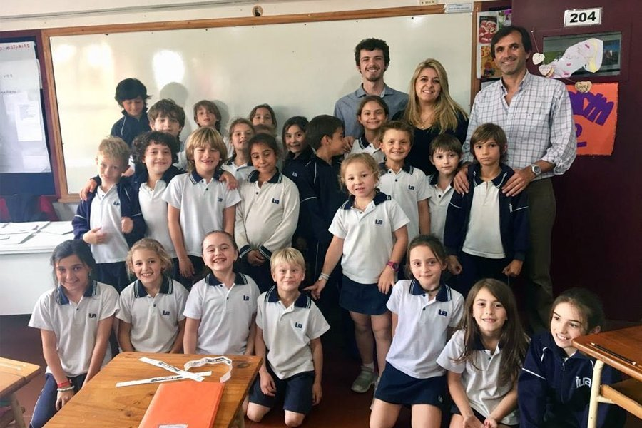 Internship Diary: Colegio Instituto Uruguayo Argentino