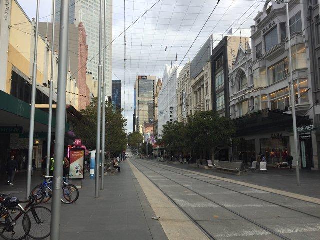 Architecture of Melbourne