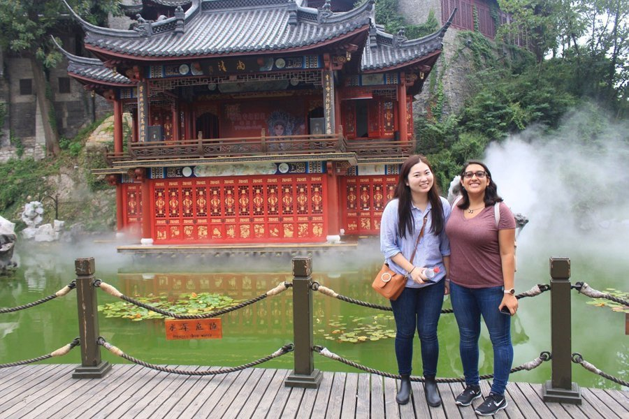 Completing a Finance Internship in China