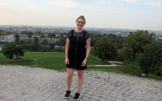 Anna Henkels in Poland