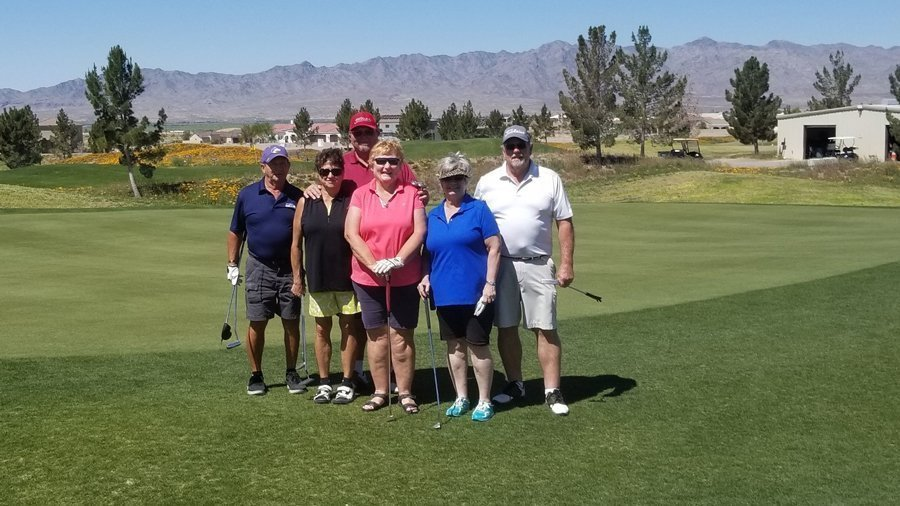 Group shot at the 2019 Kody Bressman Golf Tournament