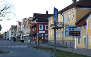 A Student's Tour of Växjö, Sweden