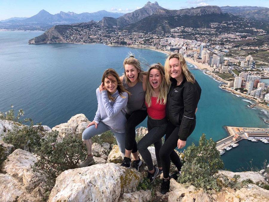 USAC Alicante students