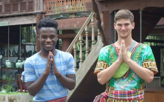 One Student's Experience Studying Abroad in Two Thailand Locations