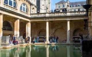 A Charming Day in Bath, England