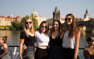 Program Highlight: Study Abroad in Prague, Czech Republic