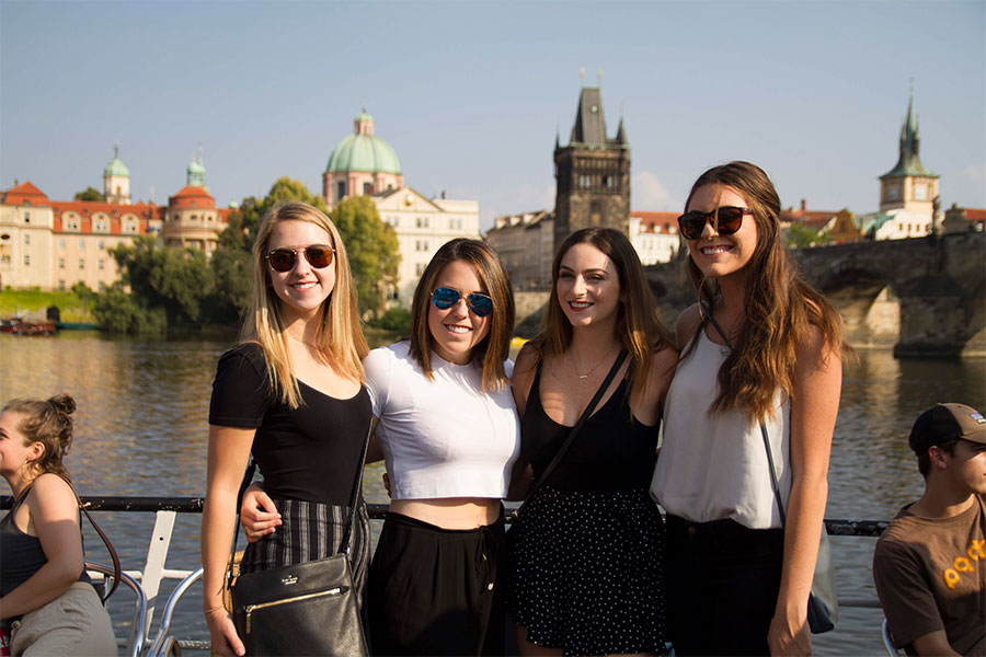 Program Highlight: Study Abroad in Prague, Czech Republic