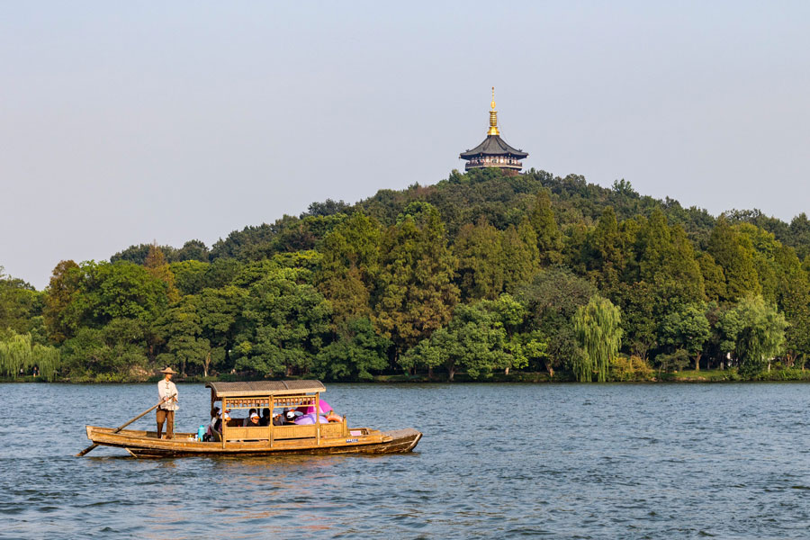 Take a field trip to Hangzhou when you study abroad with USAC