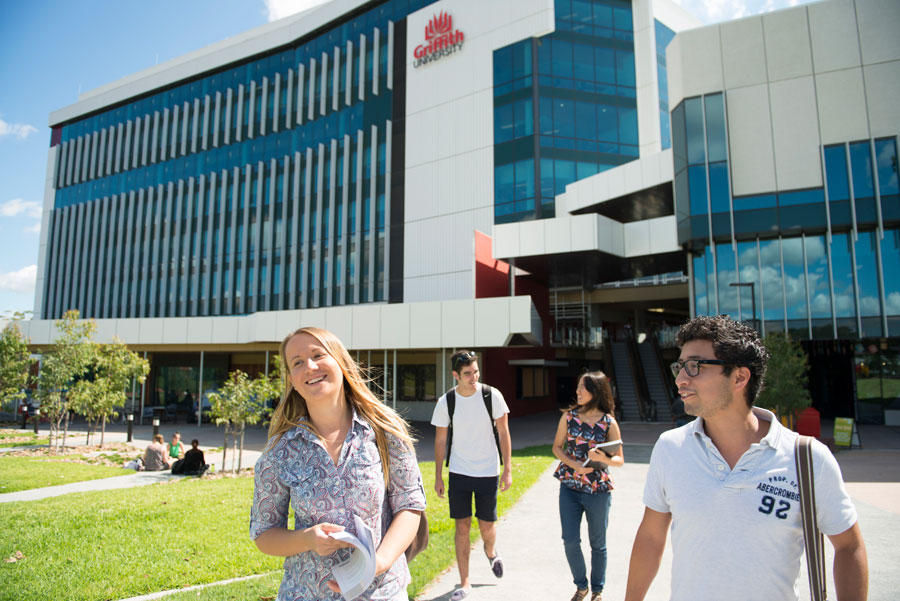 Griffith University located in the Gold Coast is home to study abroad students who study abroad through USAC
