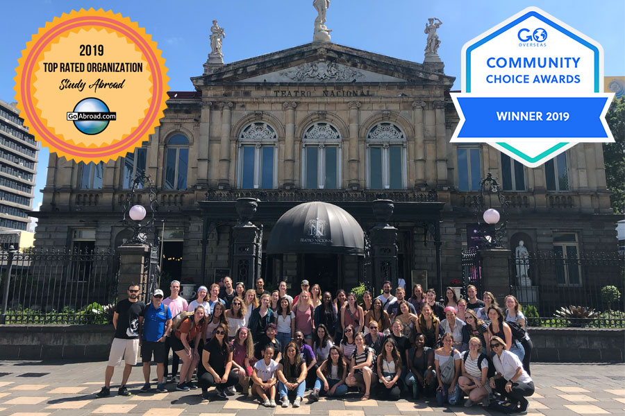 Study abroad with USAC a top rated study abroad provider