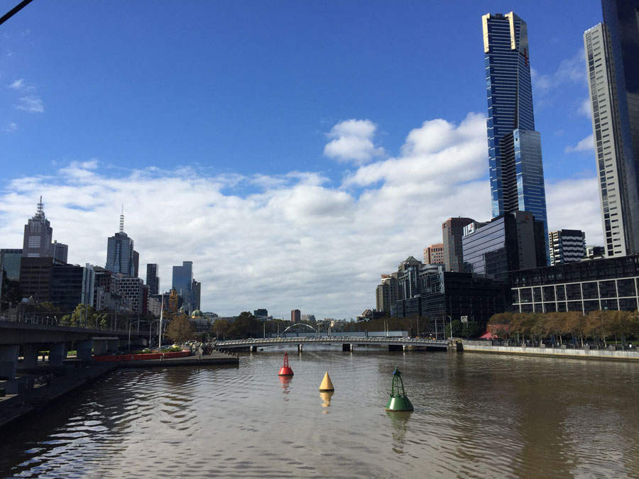 Melbourne city, a lesser known study abroad program