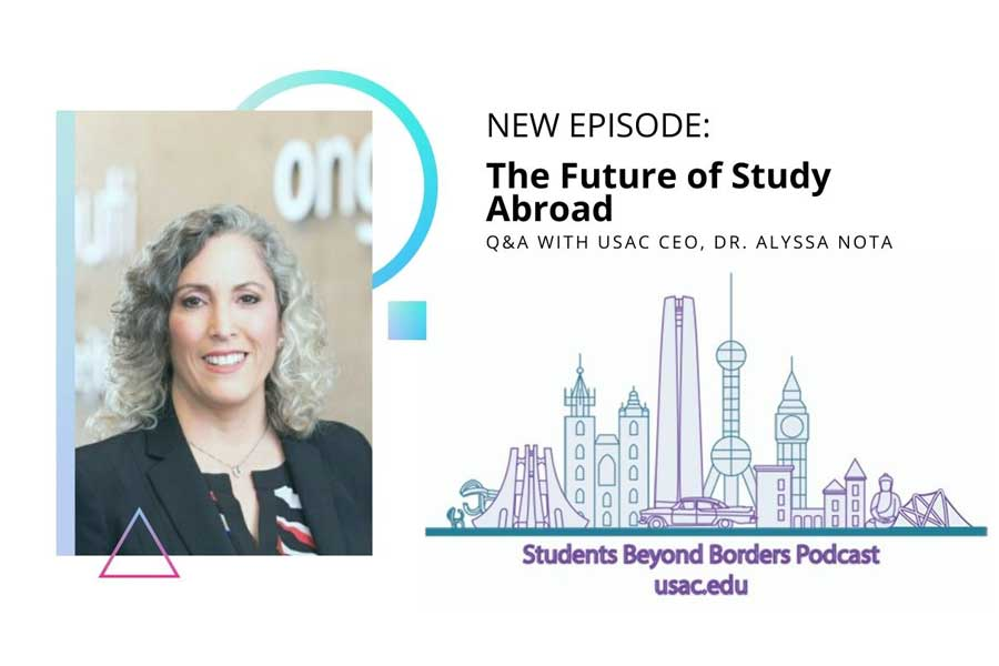 USAC CEO talks about the future of study abroad after COVID-19