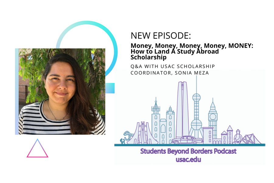 Students Beyond Borders Podcast - How to Land a Study Abroad Scholarship
